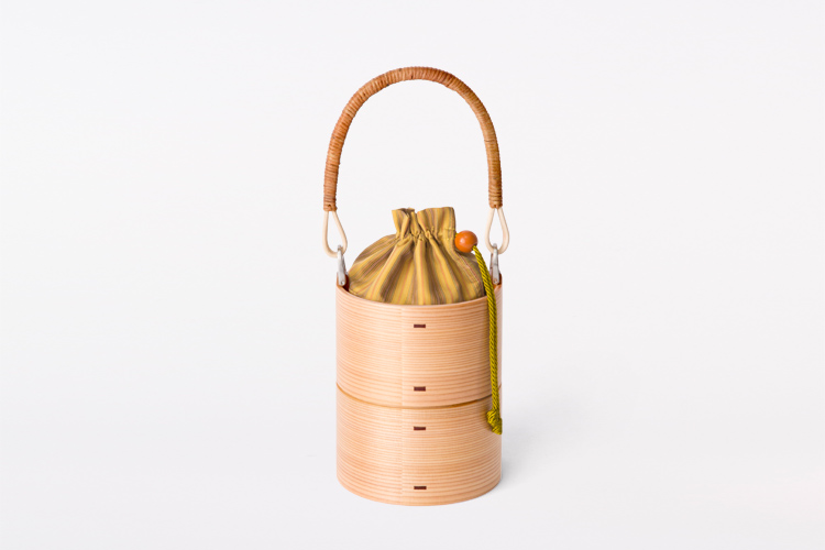 WAPPA BAG TRADITIONAL 黄縞
